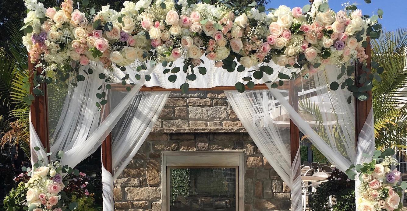 Chuppah Wedding Arch Rentals Gta Toronto Montreal Ottawa Birch